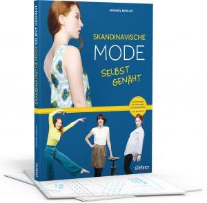 Buchcover Skandinavische Mode selbst genäht