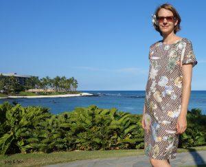 sommerliches Burdastyle Kleid