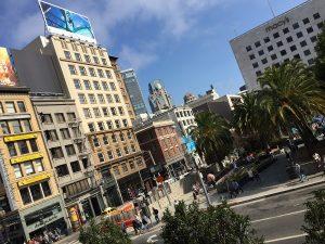 Stadtansicht San Francisco