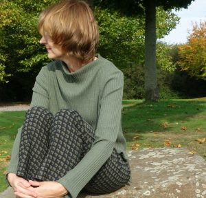 Toaster Sweater und Burdastyle-Hose