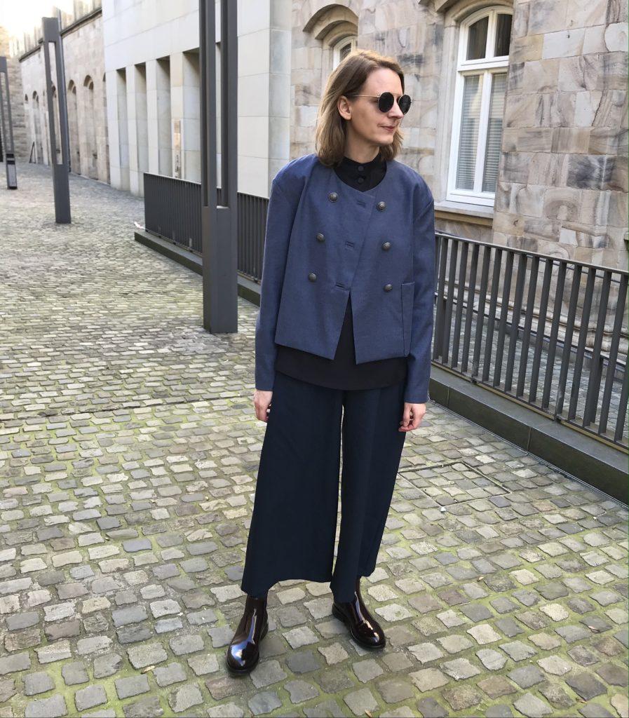 MeMadeMittwoch Outfit im März